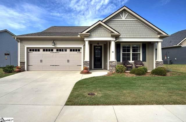 314 Belle Oaks Drive, Simpsonville, SC 29680 (#1402751) :: Coldwell Banker Caine