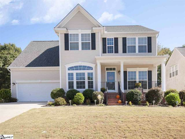 300 Amberleaf Way, Simpsonville, SC 29681 (#1402775) :: Hamilton & Co. of Keller Williams Greenville Upstate