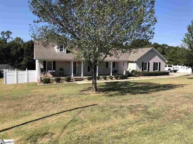 126 Daniel Drive, Easley, SC 29642 (#1402781) :: Coldwell Banker Caine
