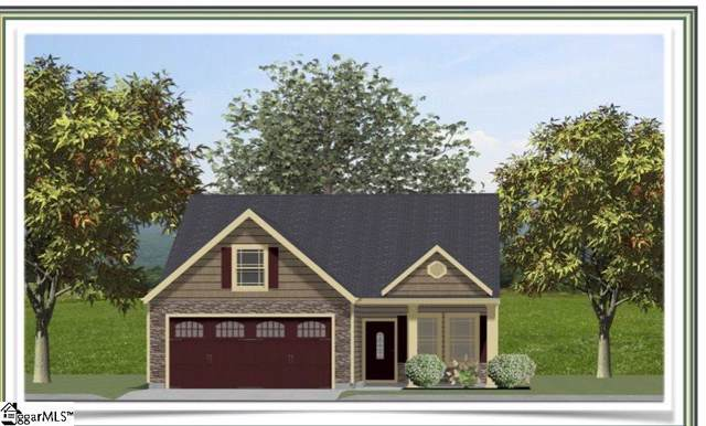 211 Devonfield Drive, Greer, SC 29651 (#1402828) :: The Toates Team