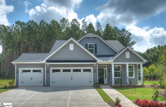 2 Arbor Woods Lane, Piedmont, SC 29673 (#1402837) :: Hamilton & Co. of Keller Williams Greenville Upstate