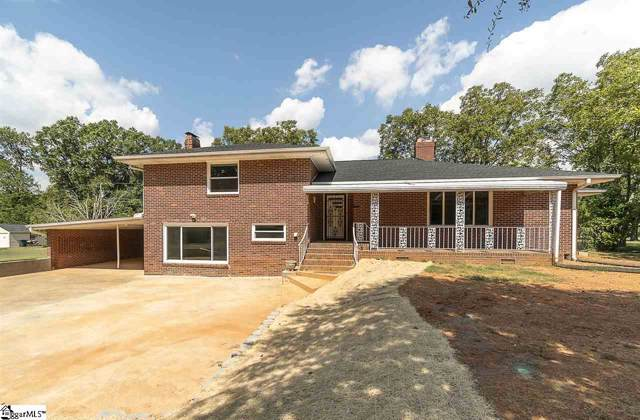 1402 Anderson Drive, Williamston, SC 29697 (#1402862) :: Hamilton & Co. of Keller Williams Greenville Upstate