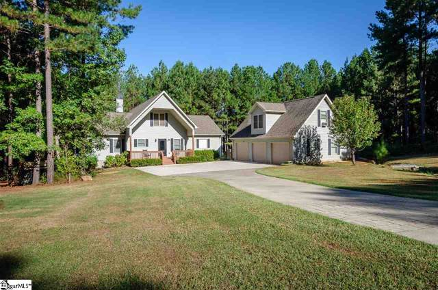 20 Bridgepointe Drive, Iva, SC 29655 (#1402944) :: Hamilton & Co. of Keller Williams Greenville Upstate