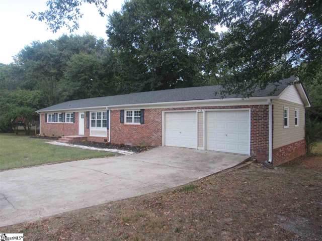 412 Lanewood Drive, Greenville, SC 29607 (#1402976) :: Hamilton & Co. of Keller Williams Greenville Upstate