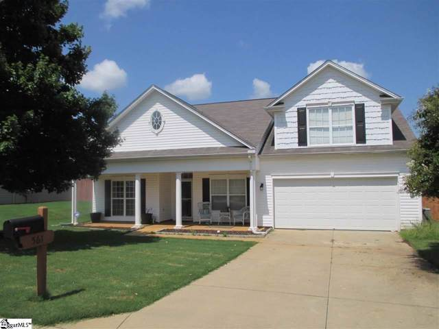 561 Smoothstone Drive, Duncan, SC 29334 (#1402982) :: The Toates Team