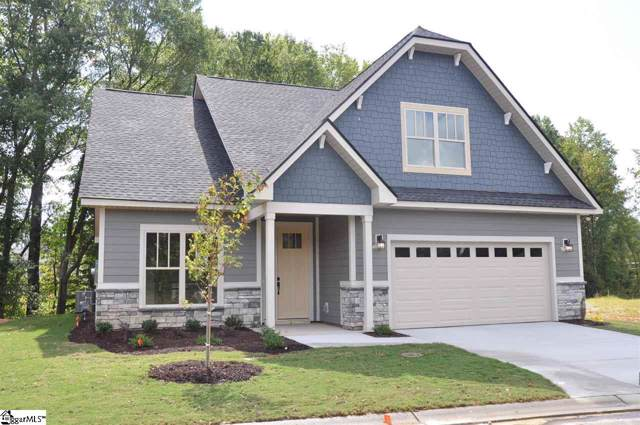 213 Holly Branch Place #34, Simpsonville, SC 29681 (#1403034) :: Hamilton & Co. of Keller Williams Greenville Upstate