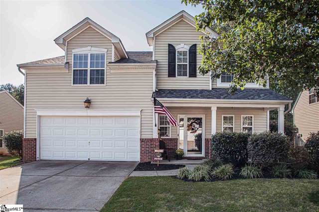 508 Timber Walk Drive, Simpsonville, SC 29681 (#1403067) :: Coldwell Banker Caine