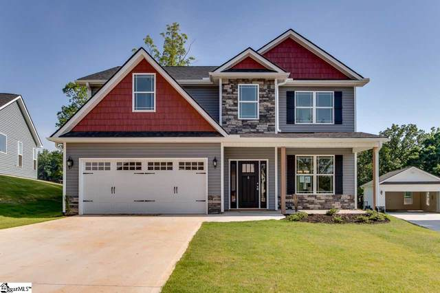 6 Alice Kelley Court, Travelers Rest, SC 29690 (#1403083) :: The Toates Team