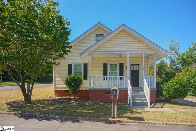 110 S 4th Street, Easley, SC 29641 (#1403120) :: Coldwell Banker Caine
