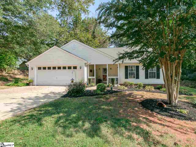 95 Coachman Lane, Greer, SC 29651 (#1403147) :: Coldwell Banker Caine