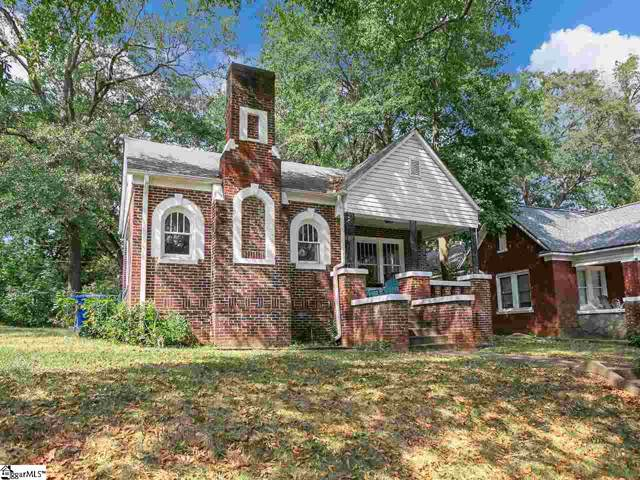 658 Glendalyn Avenue, Spartanburg, SC 29302 (#1403152) :: Hamilton & Co. of Keller Williams Greenville Upstate