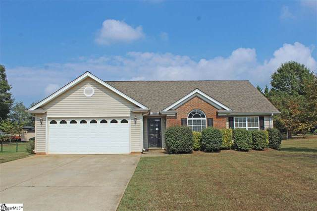 904 Morning Star Court, Greer, SC 29651 (#1403153) :: Coldwell Banker Caine