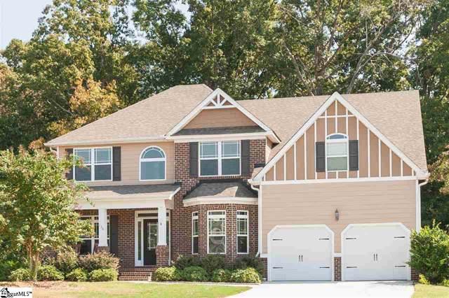 136 Dillard Creek Court, Greer, SC 29651 (#1403166) :: Hamilton & Co. of Keller Williams Greenville Upstate
