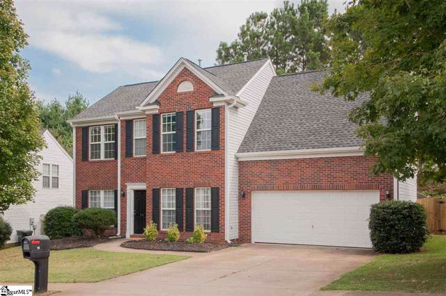 11 Bellows Falls Drive, Greer, SC 29650 (#1403178) :: The Toates Team