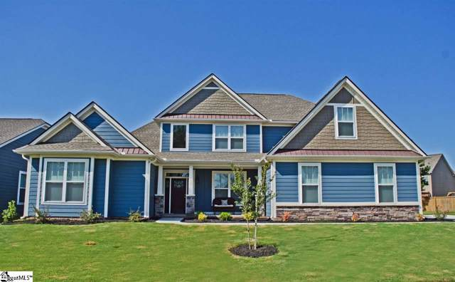 117 Trimpley Lane, Simpsonville, SC 29681 (#1403220) :: The Toates Team