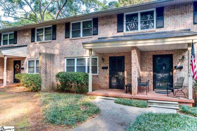 14B Knoxbury Terrace, Greenville, SC 29601 (#1403235) :: The Toates Team