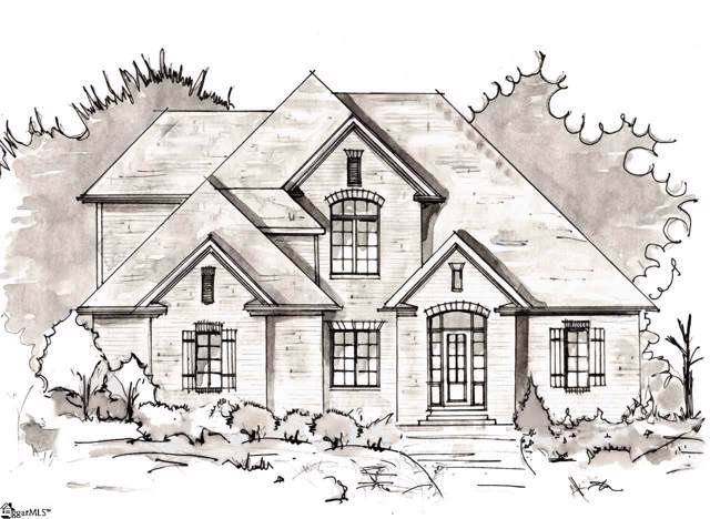 214 Chestnut Pond Lane, Simpsonville, SC 29681 (#1403246) :: The Toates Team