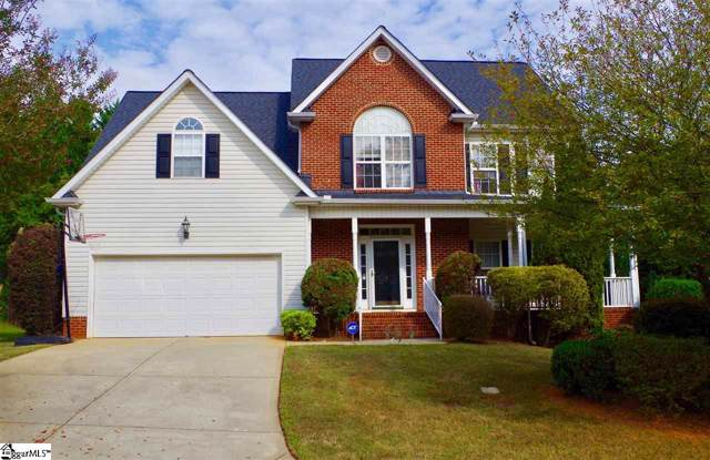 7 E Spindletree Way, Greer, SC 29650 (#1403270) :: Hamilton & Co. of Keller Williams Greenville Upstate