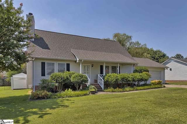 105 Terrace Road, Easley, SC 29642 (#1403277) :: Hamilton & Co. of Keller Williams Greenville Upstate