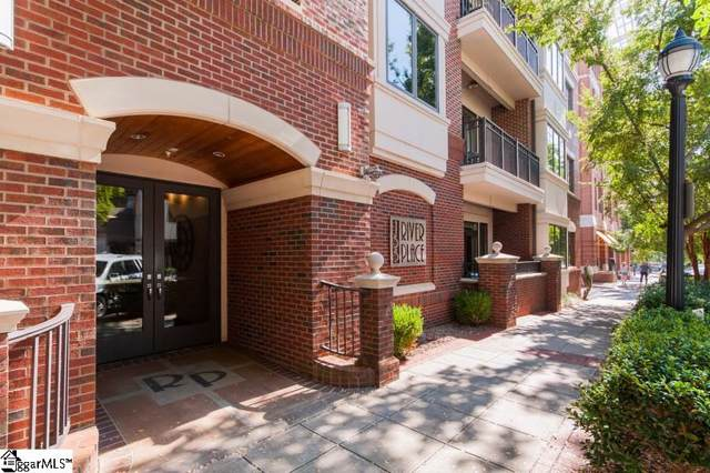 155 Riverplace Drive Unit 101, Greenville, SC 29601 (#1403308) :: The Haro Group of Keller Williams