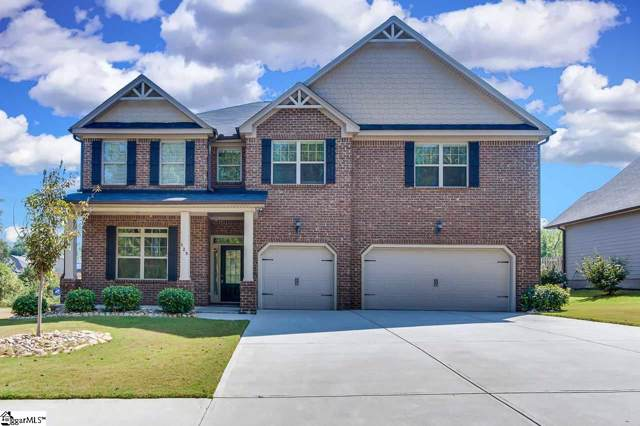 125 Harvest Brook Way, Spartanburg, SC 29301 (#1403324) :: Hamilton & Co. of Keller Williams Greenville Upstate