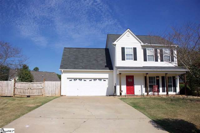 108 Wild Wing Court, Easley, SC 29642 (#1403343) :: The Toates Team