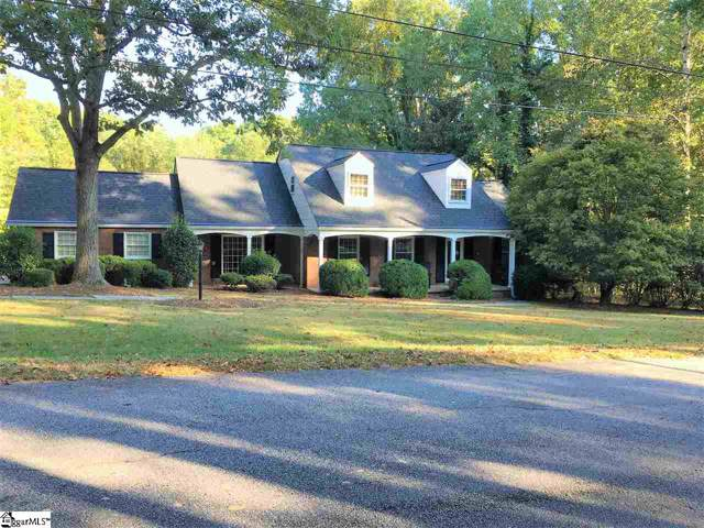 706 Parkview Drive, Laurens, SC 29360 (#1403348) :: Hamilton & Co. of Keller Williams Greenville Upstate