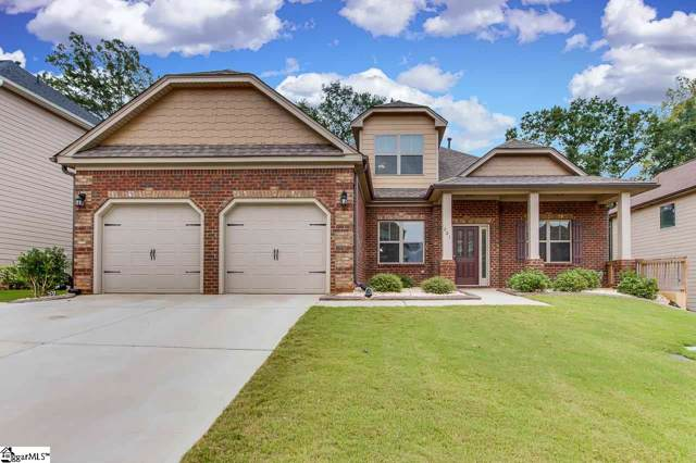 201 Mansfield Lane, Greer, SC 29650 (#1403382) :: The Toates Team