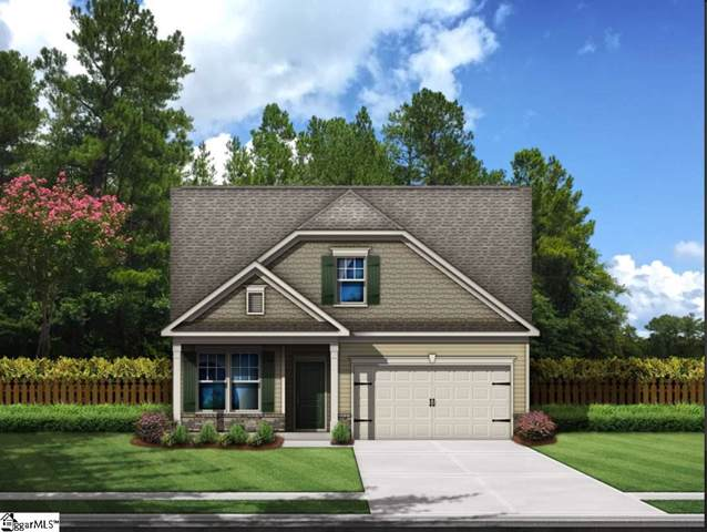 452 White Peach Way Lot 38, Duncan, SC 29334 (#1403392) :: Coldwell Banker Caine