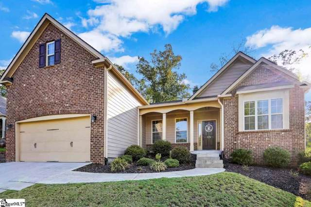 15 Crest Hill Drive, Fountain Inn, SC 29644 (#1403439) :: Connie Rice and Partners