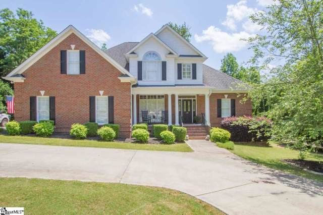 220 Graylyn Drive, Anderson, SC 29621 (#1403484) :: Hamilton & Co. of Keller Williams Greenville Upstate