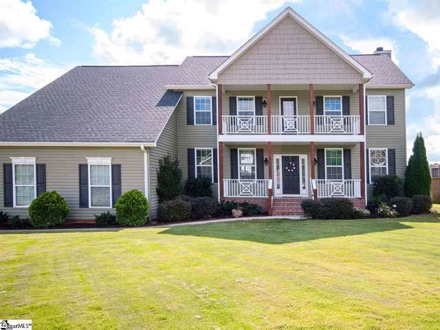 512 Saddlebred Drive, Pelzer, SC 29669 (#1403491) :: Hamilton & Co. of Keller Williams Greenville Upstate