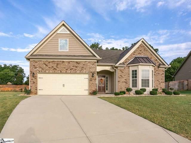 18 Glades End Lane, Simpsonville, SC 29680 (#1403497) :: Hamilton & Co. of Keller Williams Greenville Upstate