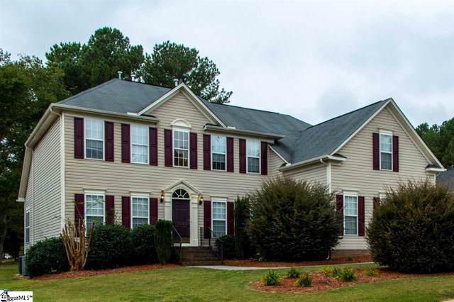 1003 Trescott Lane, Easley, SC 29642 (#1403545) :: Hamilton & Co. of Keller Williams Greenville Upstate