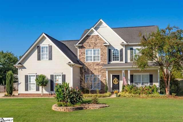 11 Braeburn Drive, Simpsonville, SC 29681 (#1403580) :: Hamilton & Co. of Keller Williams Greenville Upstate