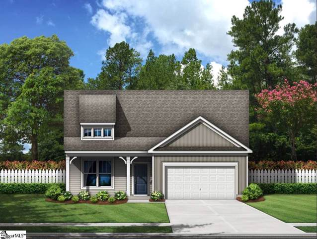 127 Broadleigh Court Lot 27, Boiling Springs, SC 29316 (#1403584) :: The Toates Team