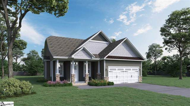 105 Shumard Lane Lot 47, Taylors, SC 29687 (#1403586) :: Hamilton & Co. of Keller Williams Greenville Upstate