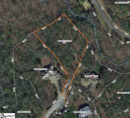 125 Grey Widgeon Trail, Marietta, SC 29661 (#1403607) :: Hamilton & Co. of Keller Williams Greenville Upstate