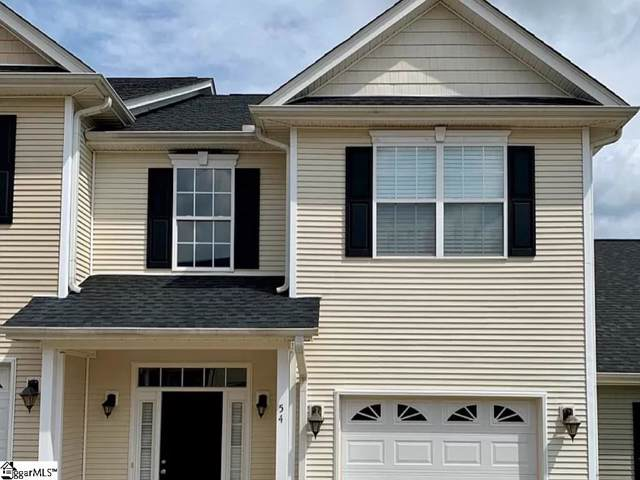 54 Roselite Circle, Greer, SC 29650 (#1403629) :: Coldwell Banker Caine