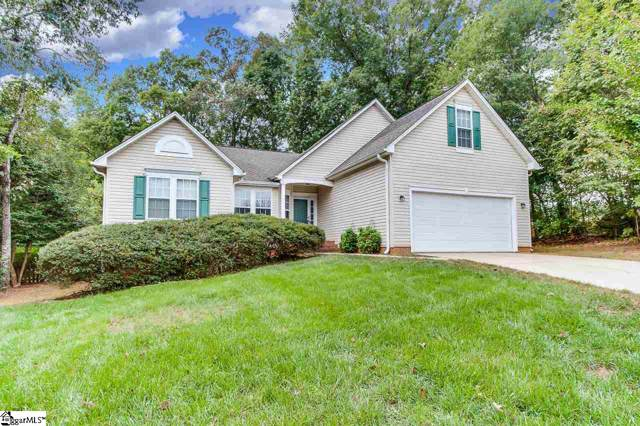 312 Cotton Bay Way, Simpsonville, SC 29681 (#1403630) :: Hamilton & Co. of Keller Williams Greenville Upstate