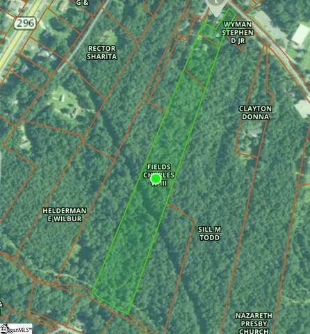 731 Nazareth Church Road, Moore, SC 29369 (#1403631) :: Hamilton & Co. of Keller Williams Greenville Upstate