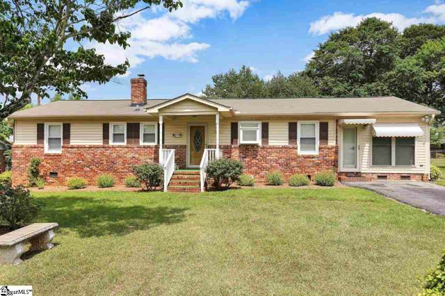 114 Loche Adele Drive, Spartanburg, SC 29307 (#1403635) :: The Toates Team