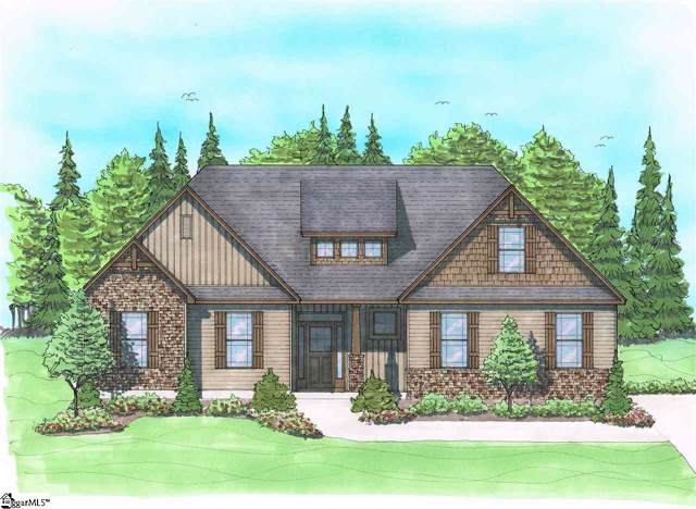 114 Owens Creek Court Lot 4, Greer, SC 29651 (#1403640) :: The Toates Team