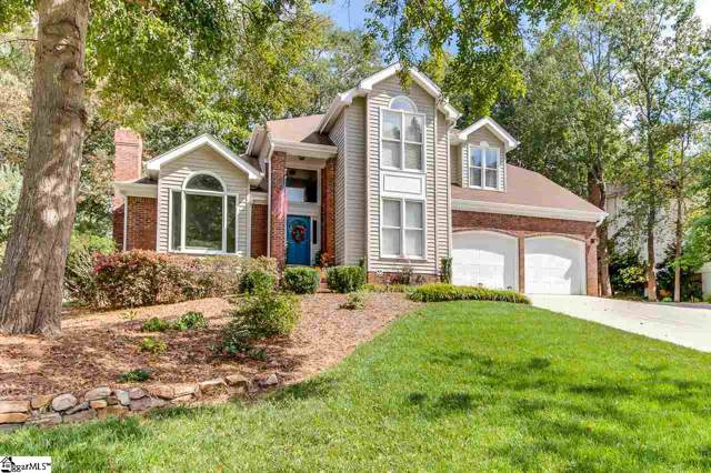 143 Circle Slope Drive, Simpsonville, SC 29681 (#1403661) :: Hamilton & Co. of Keller Williams Greenville Upstate