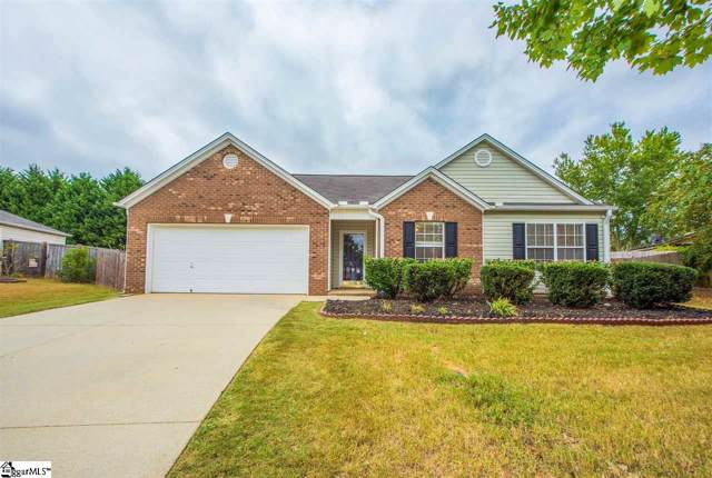 523 Peach Grove Place, Mauldin, SC 29662 (#1403664) :: Coldwell Banker Caine