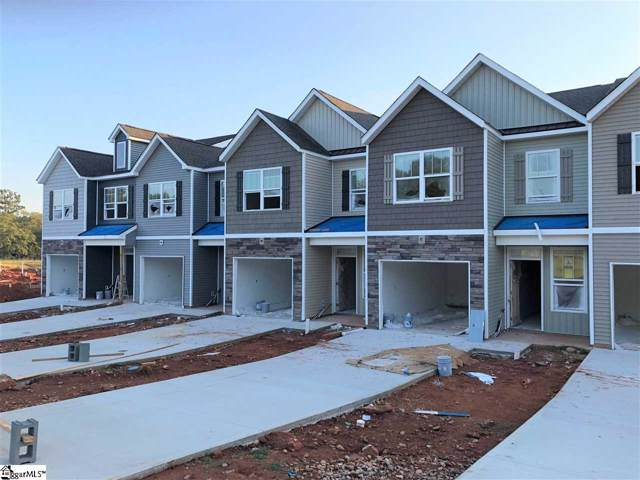 128 Rushing Creek Lane Unit 8, Piedmont, SC 29673 (#1403669) :: Connie Rice and Partners