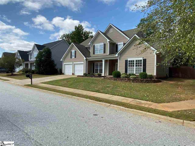 507 Adeline Court, Simpsonville, SC 29681 (#1403683) :: Connie Rice and Partners