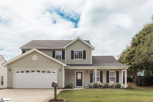 502 Hamilton Chase Drive, Moore, SC 29369 (#1403699) :: The Haro Group of Keller Williams