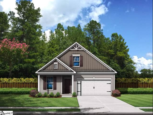463 White Peach Way Lot 53, Duncan, SC 29334 (#1403700) :: The Toates Team