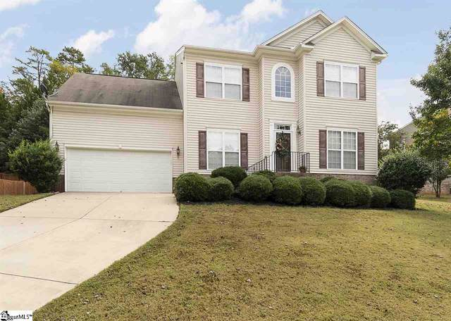 19 Trailstream Drive, Mauldin, SC 29662 (#1403720) :: Connie Rice and Partners